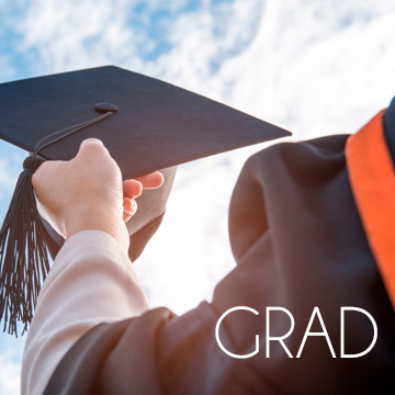 Announcement Templates (Graduation)
