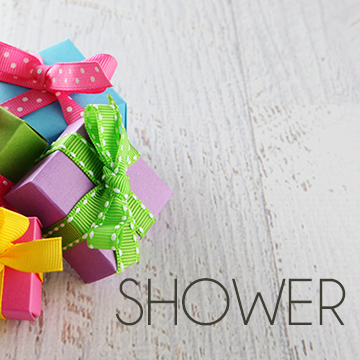 Invitation Templates (Showers)